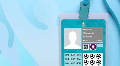 AVRO-2020 üçün akkreditasiyası olan şəxslər dəmir yolu ilə ödənişsiz daşınacaq
