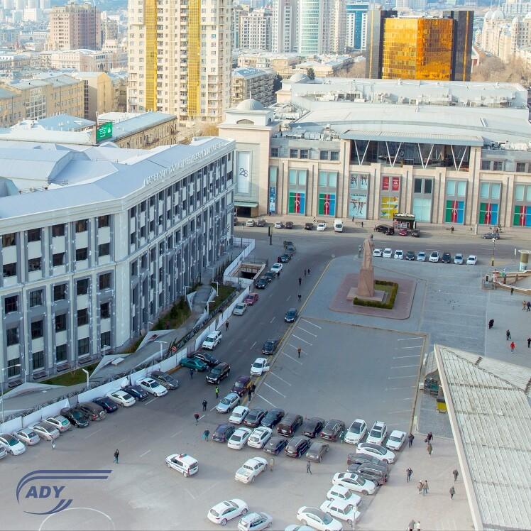 Bakı Dəmir Yolu Vağzalının ərazisində üç müasir parklanma sahəsi yaradılır